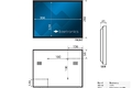15 inch touchscreen (4:3)
