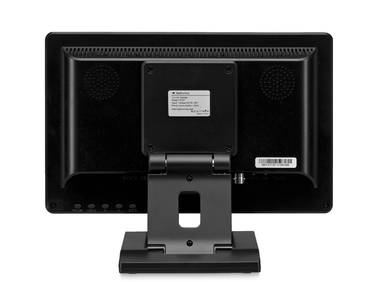 12 inch touchscreen (multi-touch)