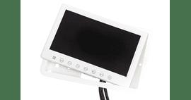 inbouw monitor wit 7 inch